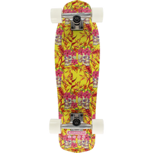 Aluminati - Skulls Mullet Comp-8.12x28 - Complete Skateboard