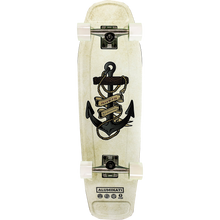 Aluminati - Anchor Tombstone Complete-7.5x26.5 - Complete Skateboard