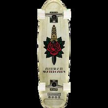 """Aluminati - Dagger Jerry Complete-8.12x28"""" - Complete Skateboard"""