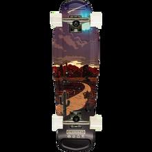 Aluminati - Skinwalker Mullet Comp-8.12x28 - Complete Skateboard