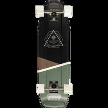 Aluminati - Oblique Higgs Complete-8.12x28 - Complete Skateboard
