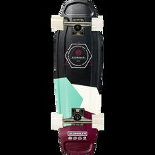 Aluminati - Olliegon Tombstone Complete-7.5x26.5 - Complete Skateboard