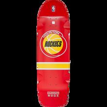 Aluminati - Retro Cruiser Dk-9x32.25 Nba Rockets - Skateboard Deck