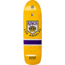 Aluminati - Cruiser Deck-9x32.25 Nhl Kings - Skateboard Deck