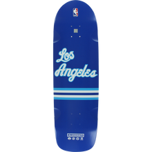 Aluminati - Retro Dk-9x32.25 Nba Lakers 1961 Blue - Skateboard Deck