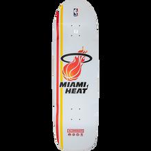 Aluminati - Retro Cruiser Dk-9x32.25 Nba Miami Heat - Skateboard Deck