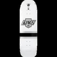 Aluminati - Cruiser Deck-9x32.25 Nhl Kings Chevy - Skateboard Deck