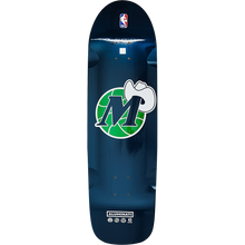 Aluminati - Retro Cruiser Dk-9x32.25 Nba Mavericks - Skateboard Deck