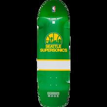 Aluminati - Retro Dk-9x32.25 Nba Supersonics Blem - Skateboard Deck