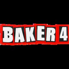 Baker - Baker 4 Decal Single