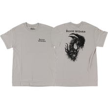 Blood Wizard - Wizard Dragon Ss Xl-ice Grey - T-Shirt