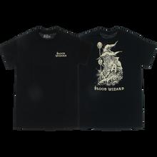 Blood Wizard - Wizard Wizard Ss S-black - T-Shirt
