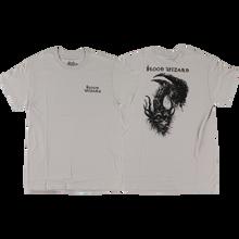 Blood Wizard - Wizard Dragon Ss S-ice Grey - T-Shirt