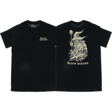 Blood Wizard - Wizard Wizard Ss M-black - T-Shirt