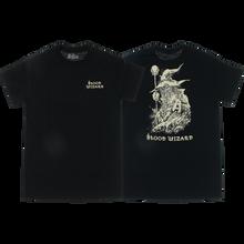 Blood Wizard - Wizard Wizard Ss Xl-black - T-Shirt