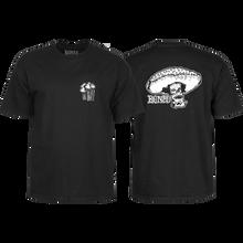 Bones Wheels - Nightmare Ss M-black - T-Shirt