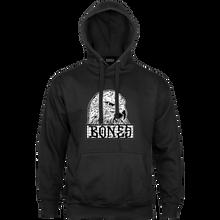 Bones Wheels - Night Hawk Hd/swt L-black - Skateboard Sweatshirt