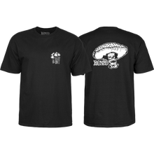 Bones Wheels - Nightmare Ss L-black - T-Shirt
