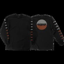 Bronson Speed Co - Bsc Lines L/s Xl-black - T-Shirt