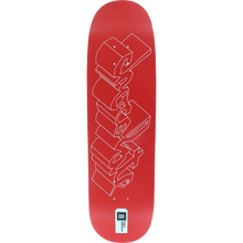 Chocolate - K.anderson 3d Chunk Deck-8.5x31.62 - Skateboard Deck