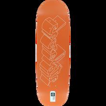 Chocolate - Tershy 3d Chunk Deck-9.25x32 - Skateboard Deck