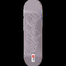 Chocolate - Roberts 3d Chunk Deck-8.25 - Skateboard Deck