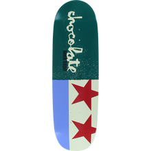Chocolate - Tershy Giant Flags Deck-9.25x32 - Skateboard Deck