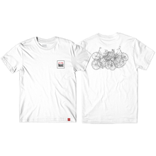 Chocolate - Modernica Ss S-white - T-Shirt