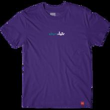 Chocolate - Half Chunk Ss S-purple - T-Shirt