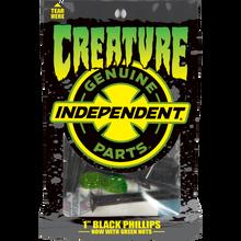 "Creature - Csfu 1"" Phillips Hardware Set - Skateboard Hardware"
