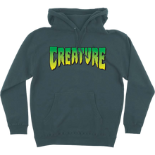 Creature - Logo Hd/swt Xl-alpine Green - Skateboard Sweatshirt