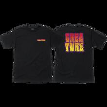 Creature - Breaker Ss S-black - T-Shirt