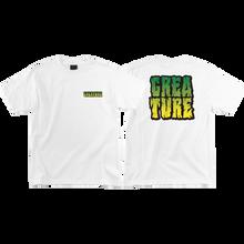 Creature - Breaker Ss S-white - T-Shirt