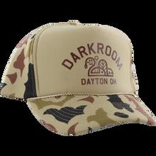 Darkroom - Hunter Hat Adj-walnut Beige Camo