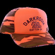 Darkroom - Hunter Hat Adj-orange Camo