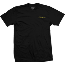Death Wish - Script Ss Xl-black - T-Shirt