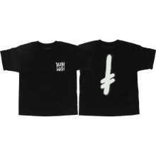 Death Wish - The Truth Yth Ss S-black - Youth Skateboard T-Shirt