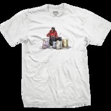Dgk - Rhythm Ss S-white - T-Shirt