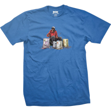 Dgk - Rhythm Ss S-royal - T-Shirt