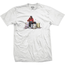 Dgk - Rhythm Ss Xl-white - T-Shirt