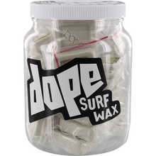 Dope Skate Wax - Surf Wax Mini Nug Jug 20/bars Assorted