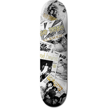 Element - Bad Brains Flyers Deck-8.5 - Skateboard Deck