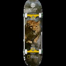 Element - Nyjah Nat Geo Lion Complete-8.0 - Complete Skateboard