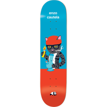 Enjoi - Cautela Pussy Magnet V2 Deck-8.5 R7 Blu/red - Skateboard Deck