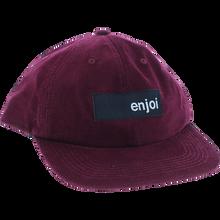 Enjoi - Smucker Hat Adj-burgundy