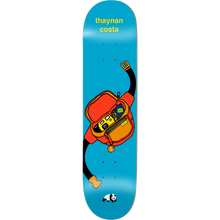 Enjoi - Costa Hip Huggers Deck-8.0 Impact Lt. - Skateboard Deck