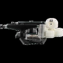 Essentials - Component Pack 5.25 Black W/53mm White - Skateboard Trucks (Pair)