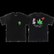 Five Boro - Stoned Again Ss S-black - T-Shirt