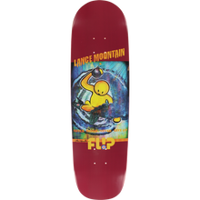 Flip - Mountain Doughboy Blackout Dk-8.75x31.88 Burg - Skateboard Deck