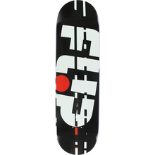 Flip - Odyssey Glitch Deck-8.38 Black - Skateboard Deck
